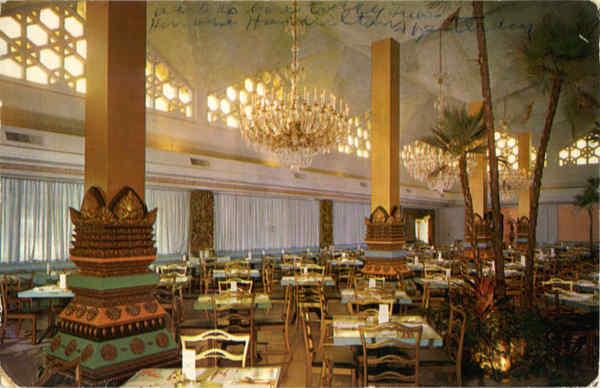Creighton's International Restaurant, Bazaar International