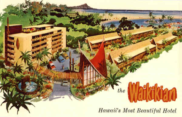 The Waikikian Hawaii's most beautiful hotel