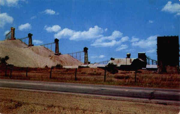 One of the lead an zinc mines near Duenweg, Webb City