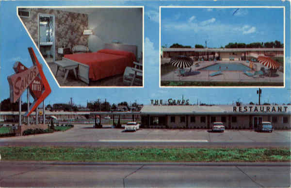 Sands Motor Hotel, West Skelly Drive Tulsa Oklahoma