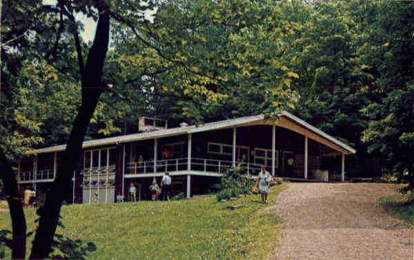 Main Lodge, Camp Wesley, Camp Wesley Perrysville Ohio