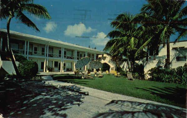Bermuda Inn Delray Beach Florida