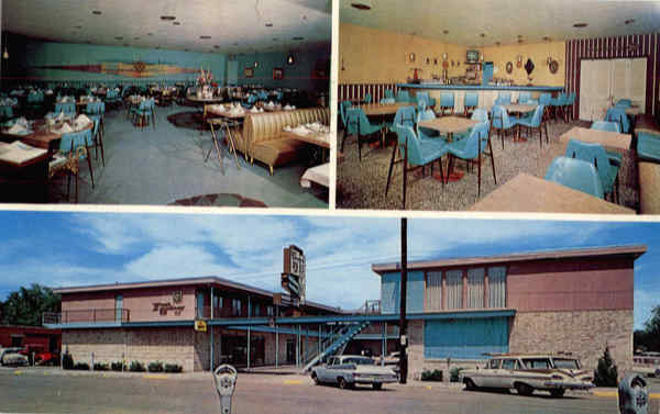 The Fort Sidney Motor Hotel multi view Nebraska