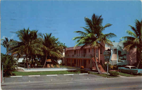 Whispering Palms Apartments, 4228 Ocean Drive (A1A) Fort Lauderdale Florida