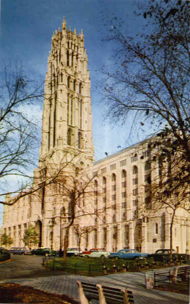 The Riverside Church New York City