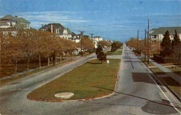 Central Ave. Boulevard Wildwood-By-The-Sea New Jersey