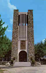 Cathedral of the Pines Postcard