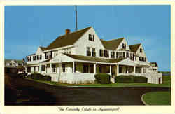 The Kennedy Estate in Hyannisport