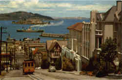 Cable Car, Hyde Street