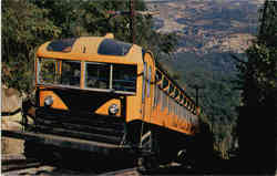 The Incline Car, Lookout Mountain Incline