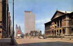 Michigan Avenue Postcard