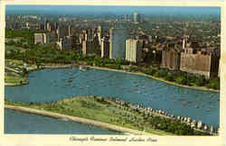 Chicago's Famous Belmont Harbor Area