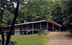 Main Lodge, Camp Wesley, Camp Wesley
