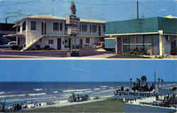 Tall Pines Oceanfront Motel, So. Atlantic Avenue
