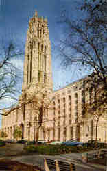 The Riverside Church Postcard