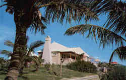 A Bermuda Cottage Postcard