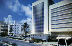 Hotels on Collins Avenue