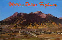 Million Dollar Highway Postcard