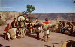 Hopi Eagle Dance, Grand Canyon National Park