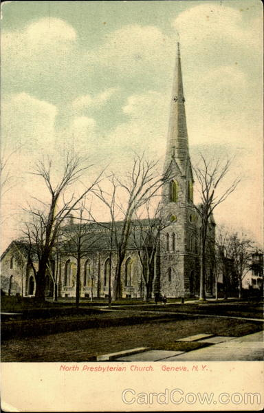 North Presbyterian Church Geneva New York