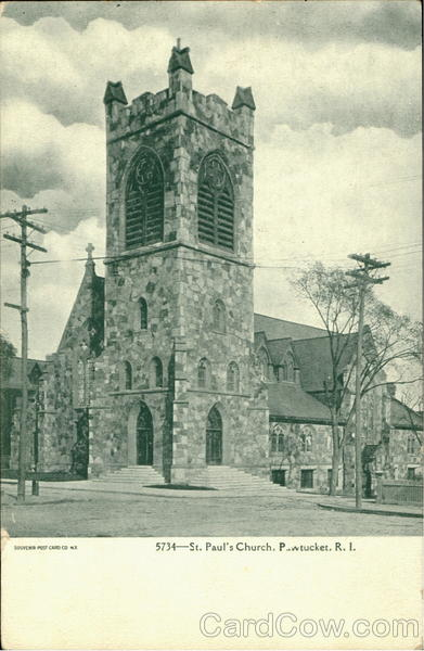 St. Paul'S Church Pawtucket Rhode Island