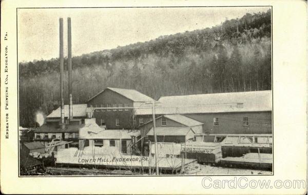 Lower Mill Endeavor Pennsylvania