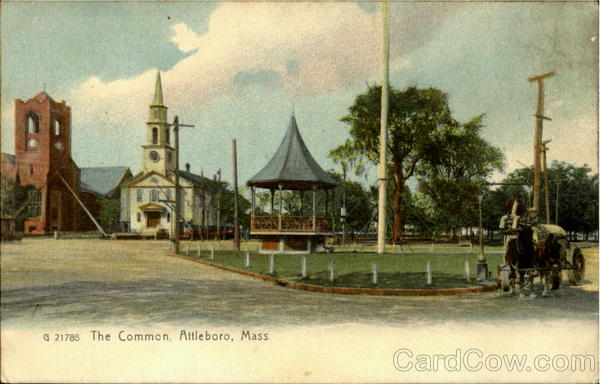 The Comman Attleboro Massachusetts