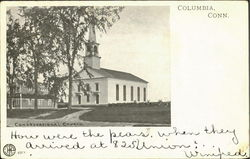 Congragational Church Postcard