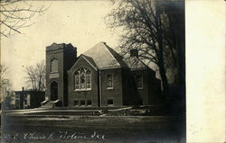 M. E.Church Postcard