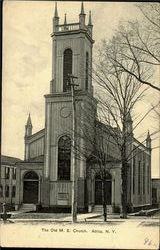 The Old M. E. Church