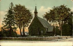 All Saints Episcopal Church And The Home Of W. M. Law