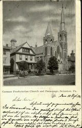German Presbyterian Church and Personage