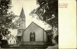 M. E. Church & Parsonage