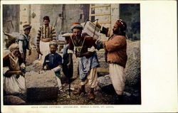 Arab Stone Cutters, Jerusalem, World'S Fair