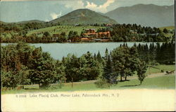 Lake Placid Club,Mirror Lake
