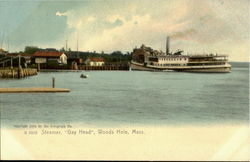 "Steamer, ""Gay Head"""