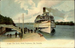 The Dock Hotel Frontenac, Str. Toronto