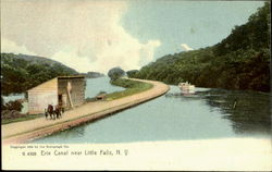 Erie Canal near Little Falls