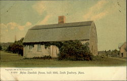 Myles Standish House