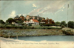 The Overlook and grand View Hotel Annisquam