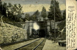 Hoosac Tunnel Postcard