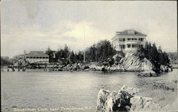 Squantum Club, Near Providence
