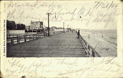 Board Walk Arverne-By-The-Sea