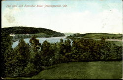 The Glen and Kennebec River