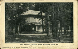 The Theatre, Barber Park