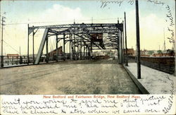 New Bedford And Fairhaven Bridge