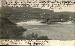 Falls And B. & R R. Bridge