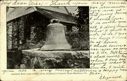 Ancient Bell(Cast In 815) Of St. Stephen'S Church