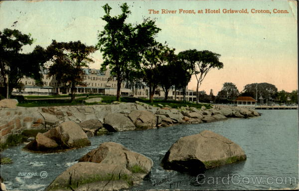 The River Front, at Hotel Griswold Croton Connecticut