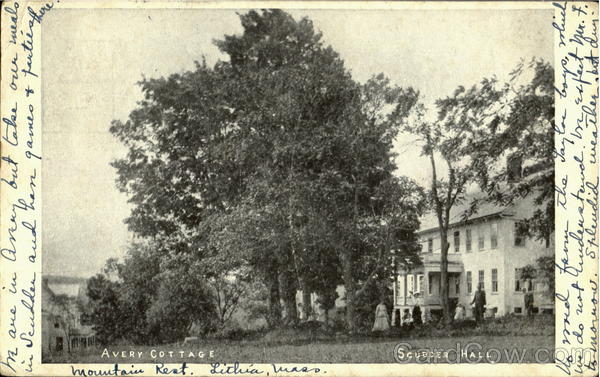 Avery Cottage/Scudder Hall Lithia Massachusetts
